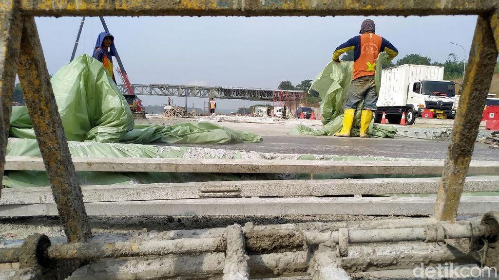 Relokasi Gerbang Tol Cikarang Utama Terus Dikebut