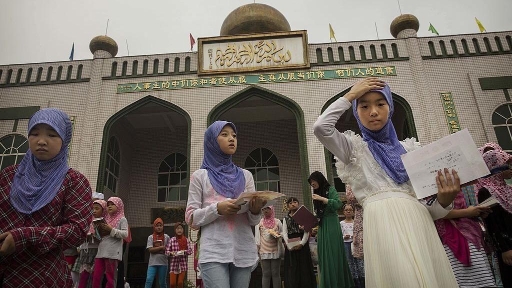 Menelusuri Jejak Penyebaran Islam Lewat Masjid Perempuan di China