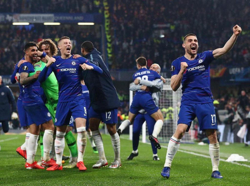 Ke AS Dulu sebelum Final Liga Europa, Chelsea Mau Ngapain?