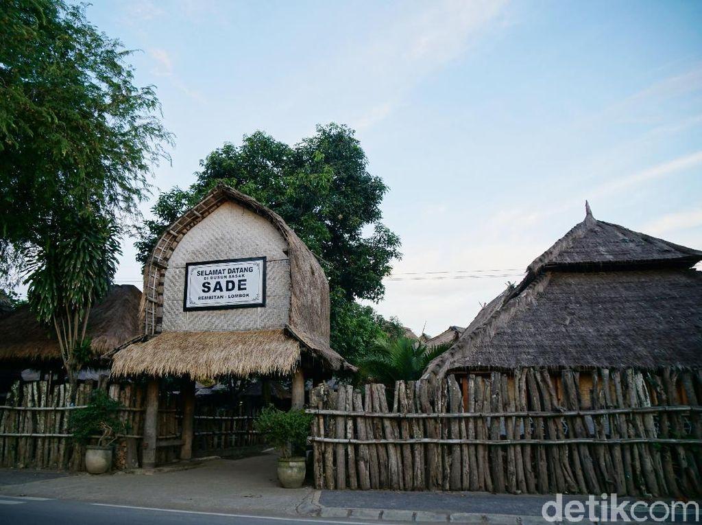 Sasak Sade, Desa Tradisional di Lombok Tengah