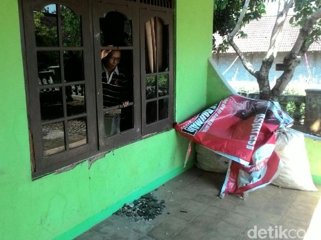 Ikut Jadi Korban Bentrok Perguruan Silat di Wonogiri, 5 Rumah Rusak