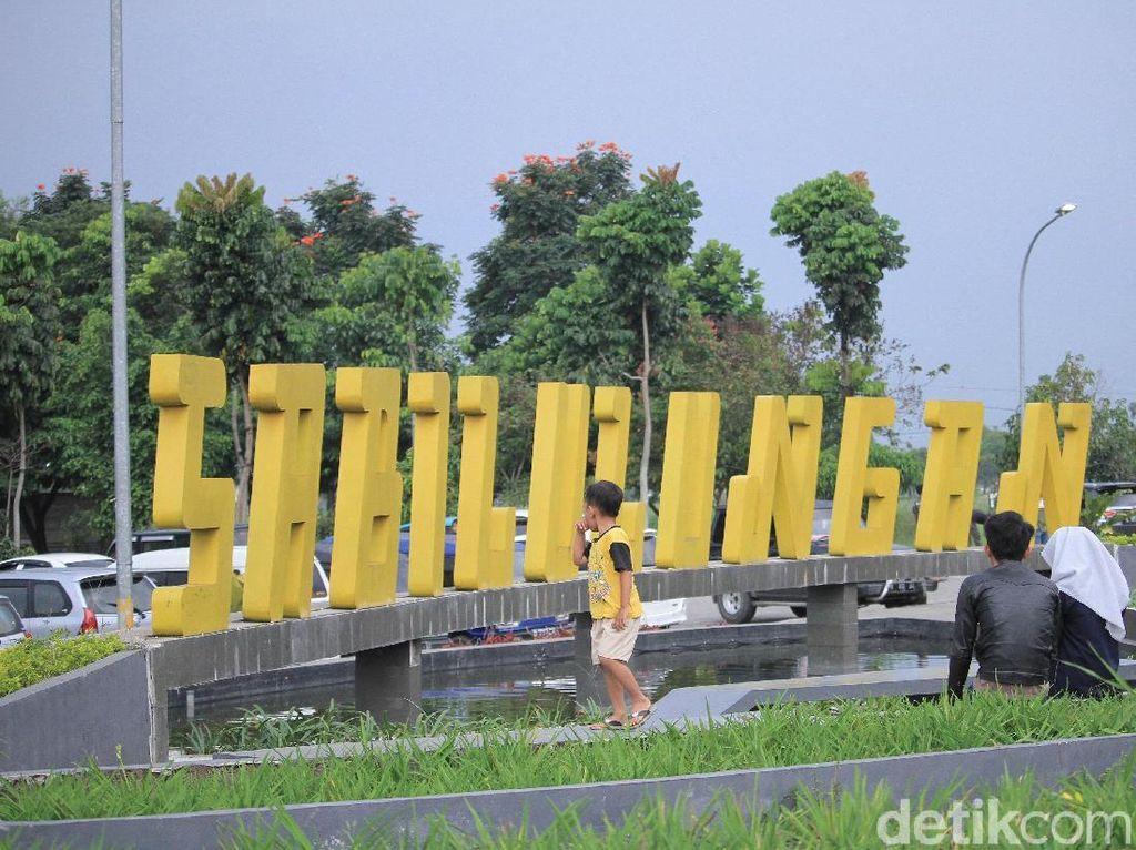 Foto: Tempat Asyik untuk Ngabuburit Warga Bandung, Taman Sabilulungan