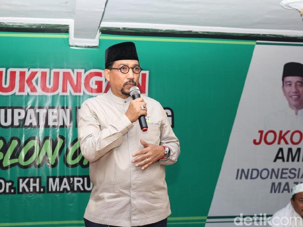 Pemberian Tali Asih dan Syukuran Digelar Atas Kemenangan Jokowi di Jatim