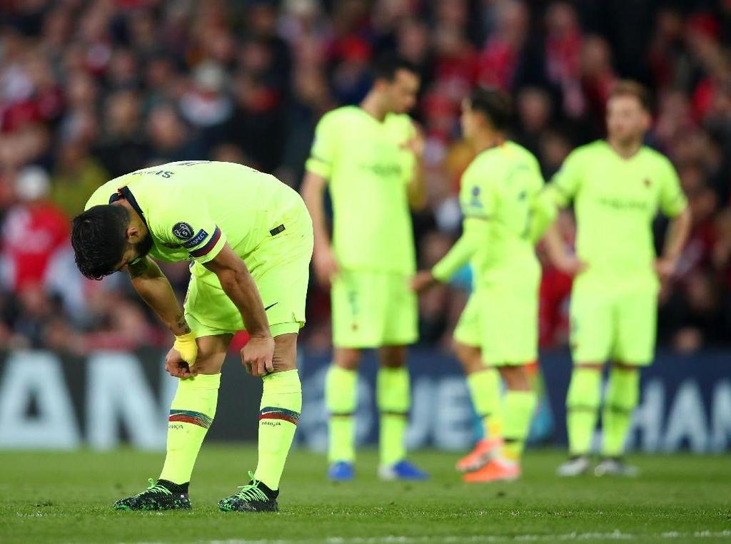 Misi Bangkit Barcelona, Kesempatan Lain Atletico Kunci Runner-Up