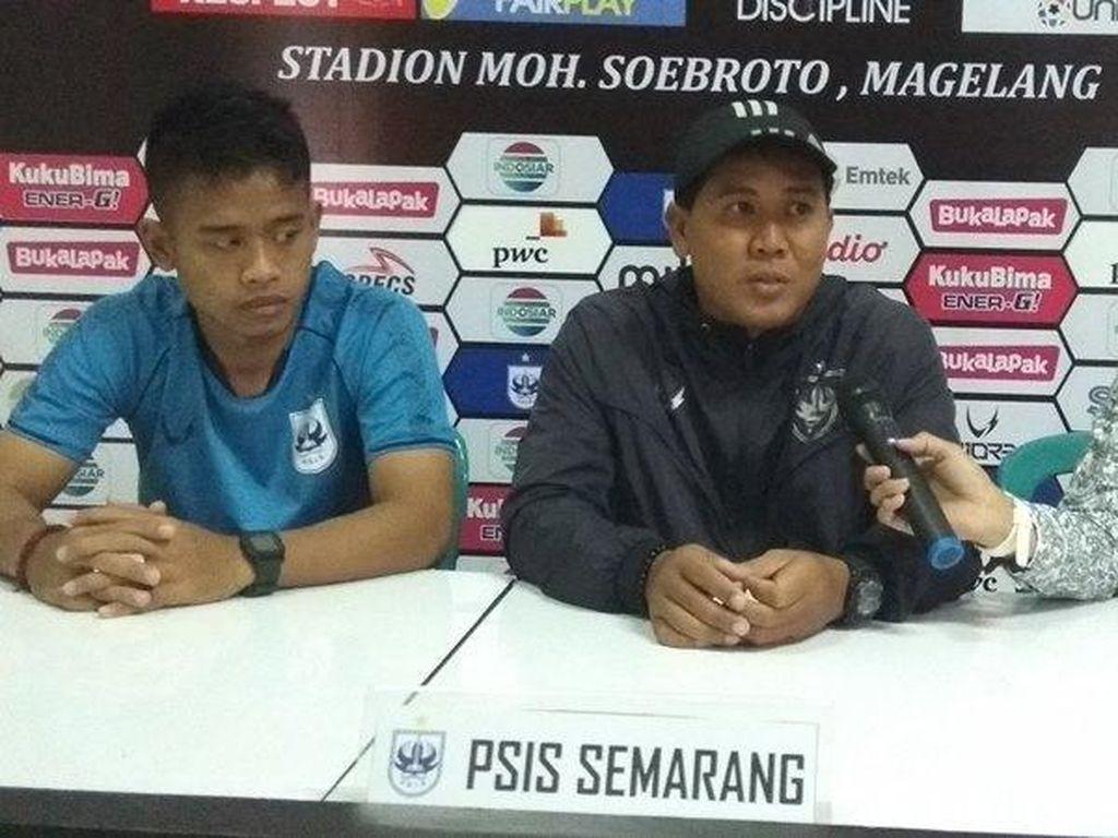 PSIS Semarang Jalani Uji Coba vs Arema FC Sekaligus Rilis Skuat di Liga 1 2019