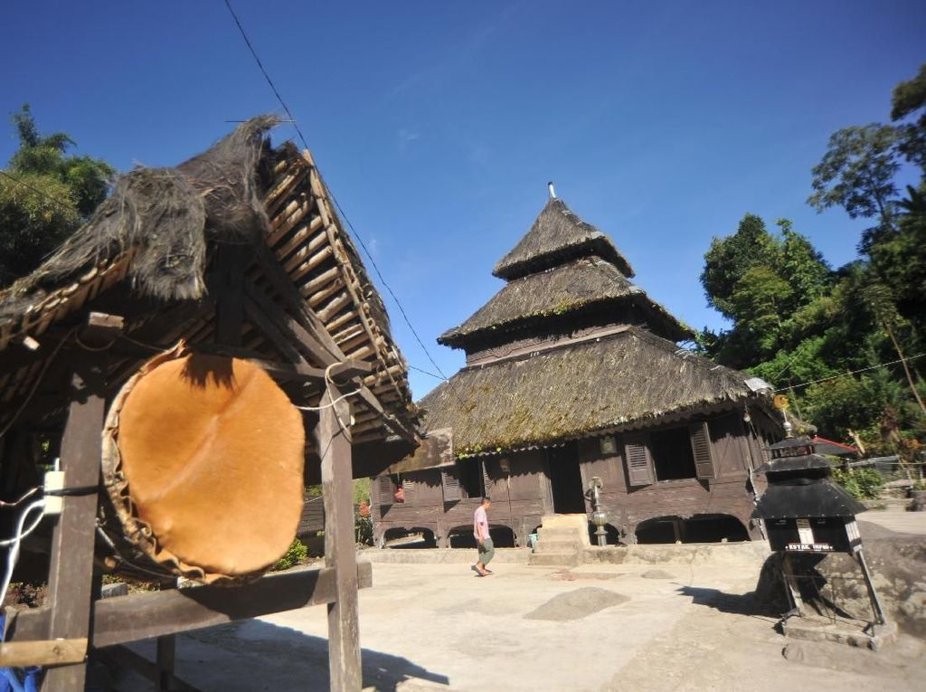 Deretan Masjid Tertua di Indonesia
