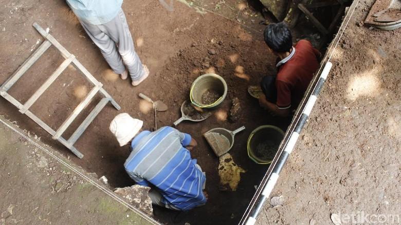Tim Arkeolog Temukan Geraham Manusia Gua Pawon