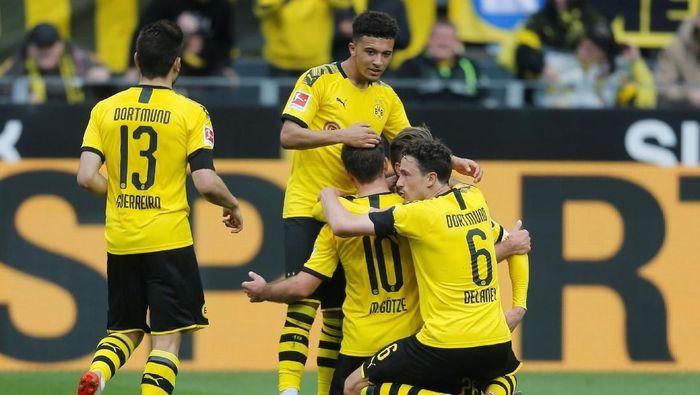 Borussia Dortmund belanja besar untuk jadi juara musim depan (Leon Kuegeler/Reuters)