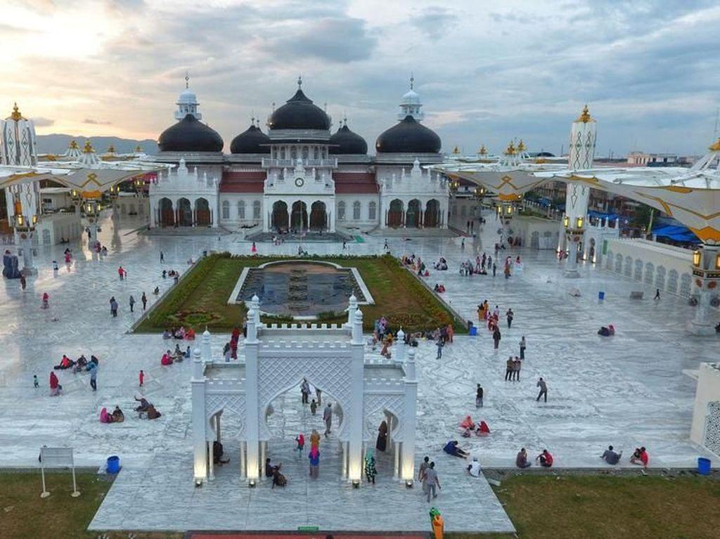 5 Event Wisata Dorong Ekonomi Aceh di Triwulan II