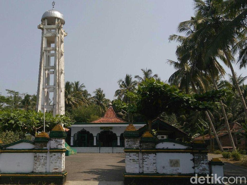Melihat Masjid Tiban Peninggalan Sunan Kalijaga di Purworejo