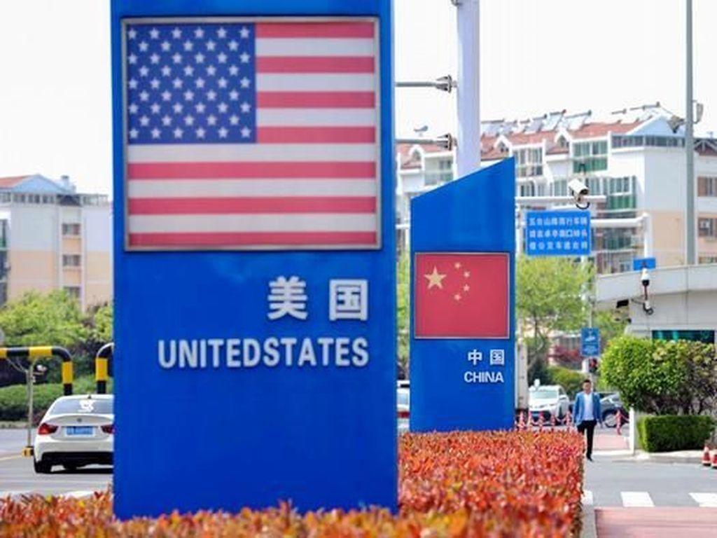 Amerika Serikat Vs China Merembet ke Kandang Perserikatan Bangsa-bangsa