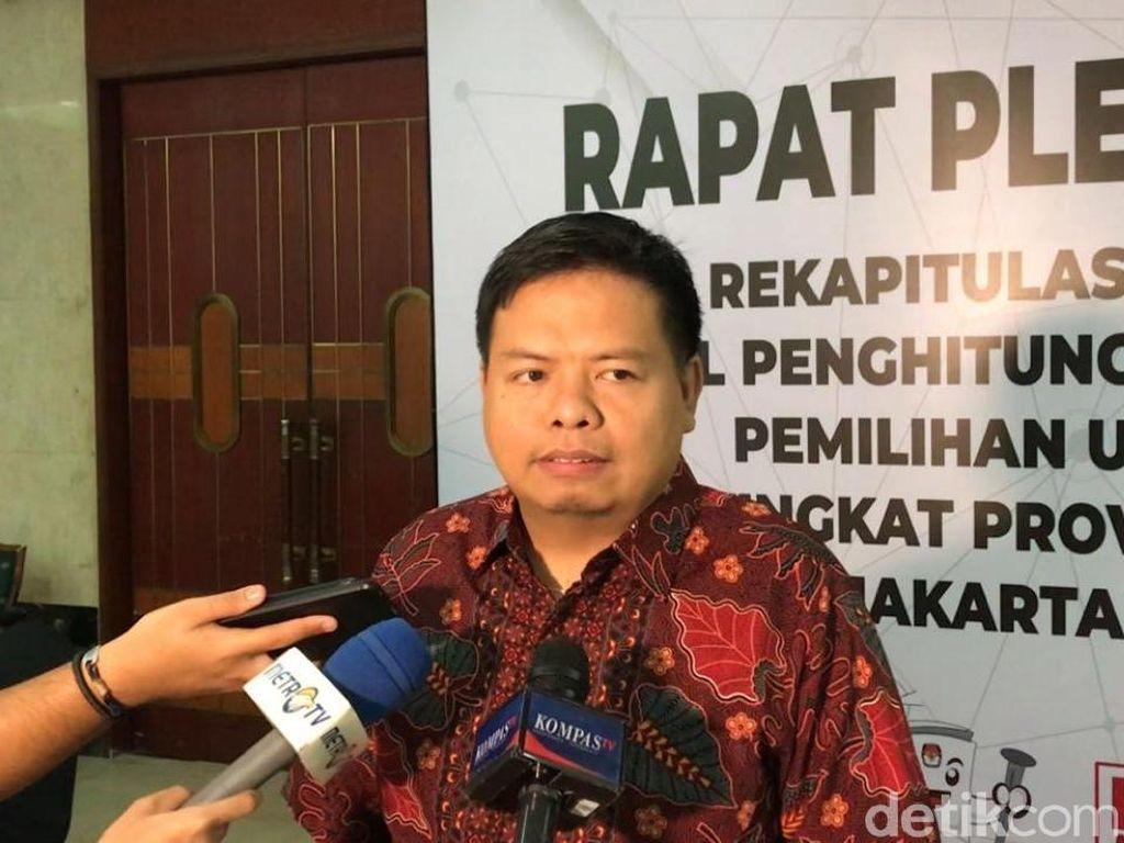 KPU soal Rekapitulasi Jakut-Jaktim Belum Tuntas: TPS di Atas 1.000