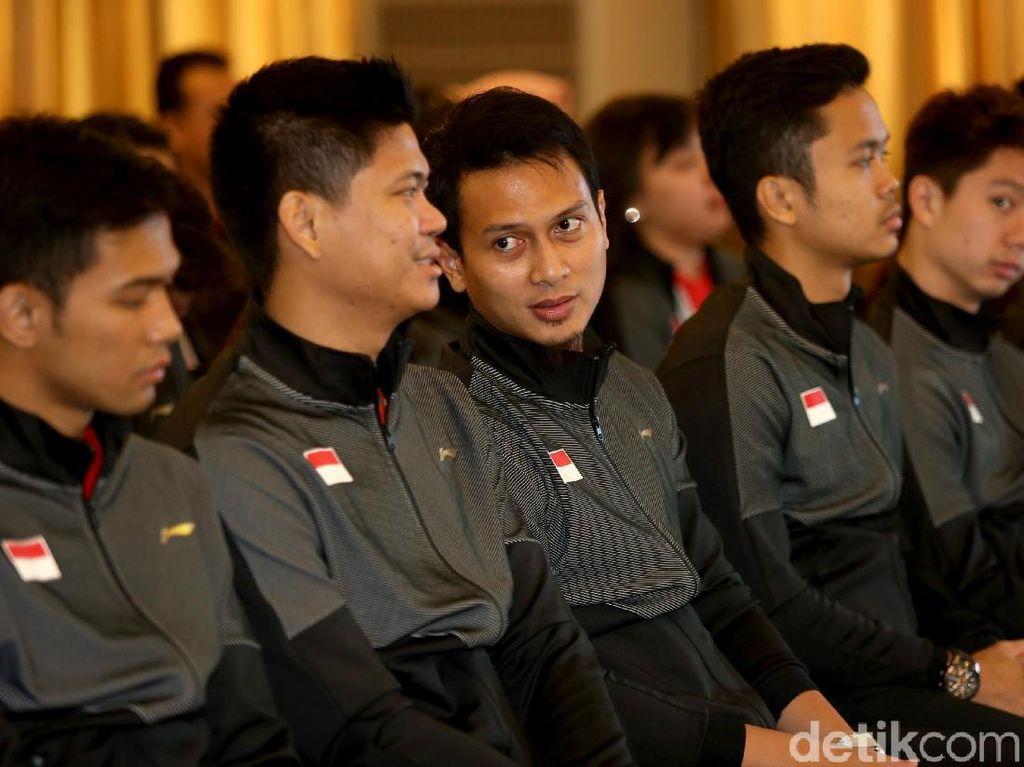 Menpora kepada Hendra Cs: Bawa Pulang Piala Sudirman, Bonus Jangan Khawatir