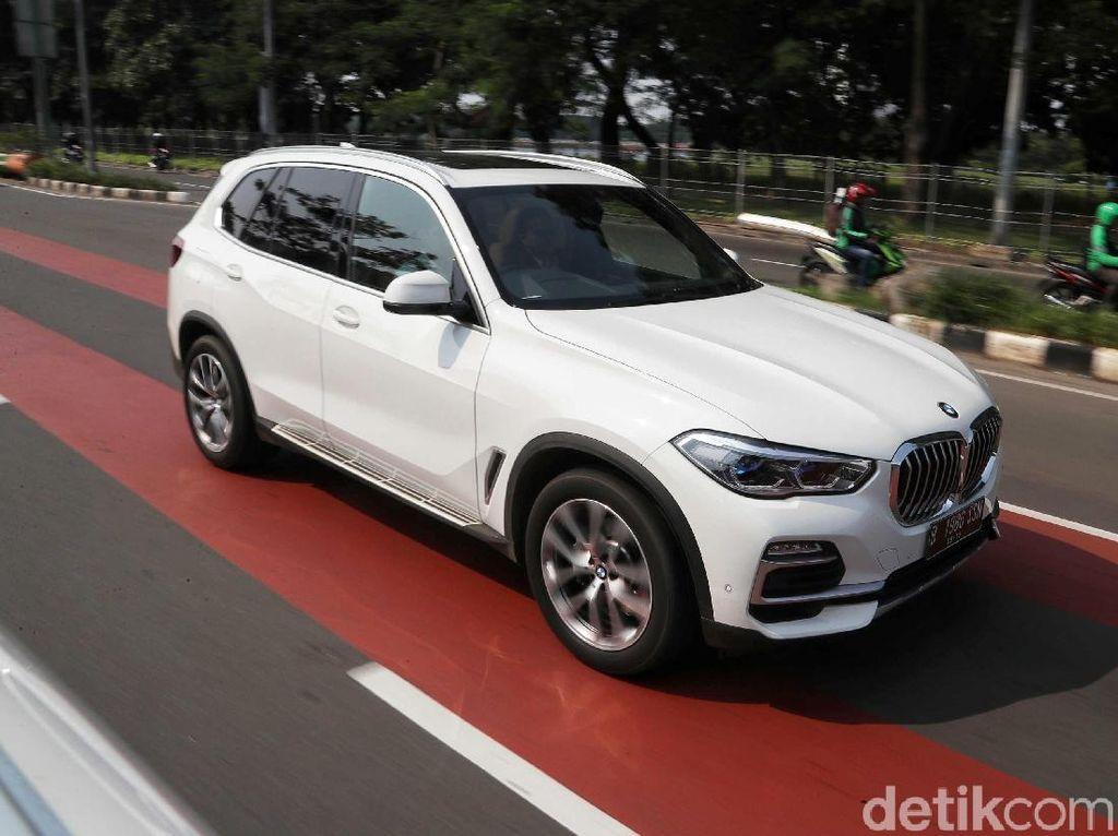 SUV Mewah Asal Jerman BMW X5