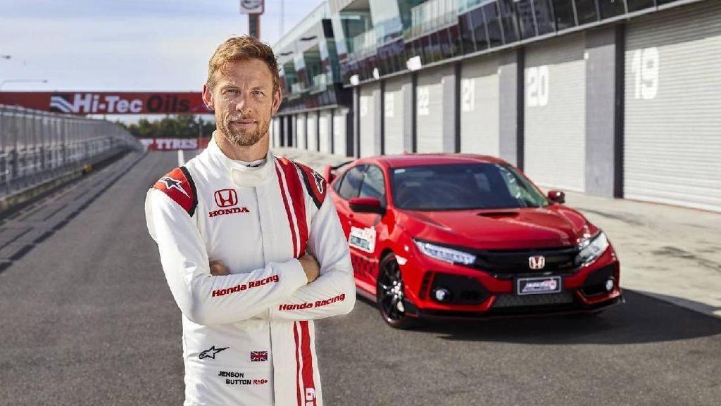 Jenson Button Pecahkan Rekor Kecepatan di Australia