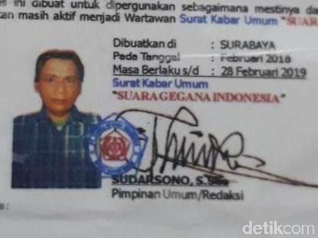 Misteri Pembunuhan Jurnalis di Surabaya, Dendam atau Masalah Pemberitaan