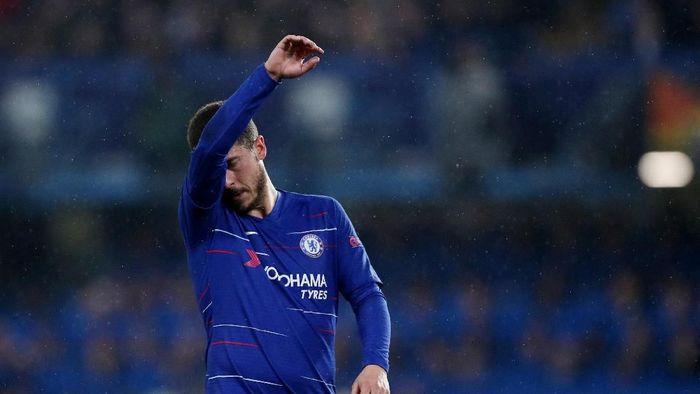 Sekalipun Chelsea juara Liga Europa, Eden Hazard bisa saja pergi (Hannah McKay/Reuters)