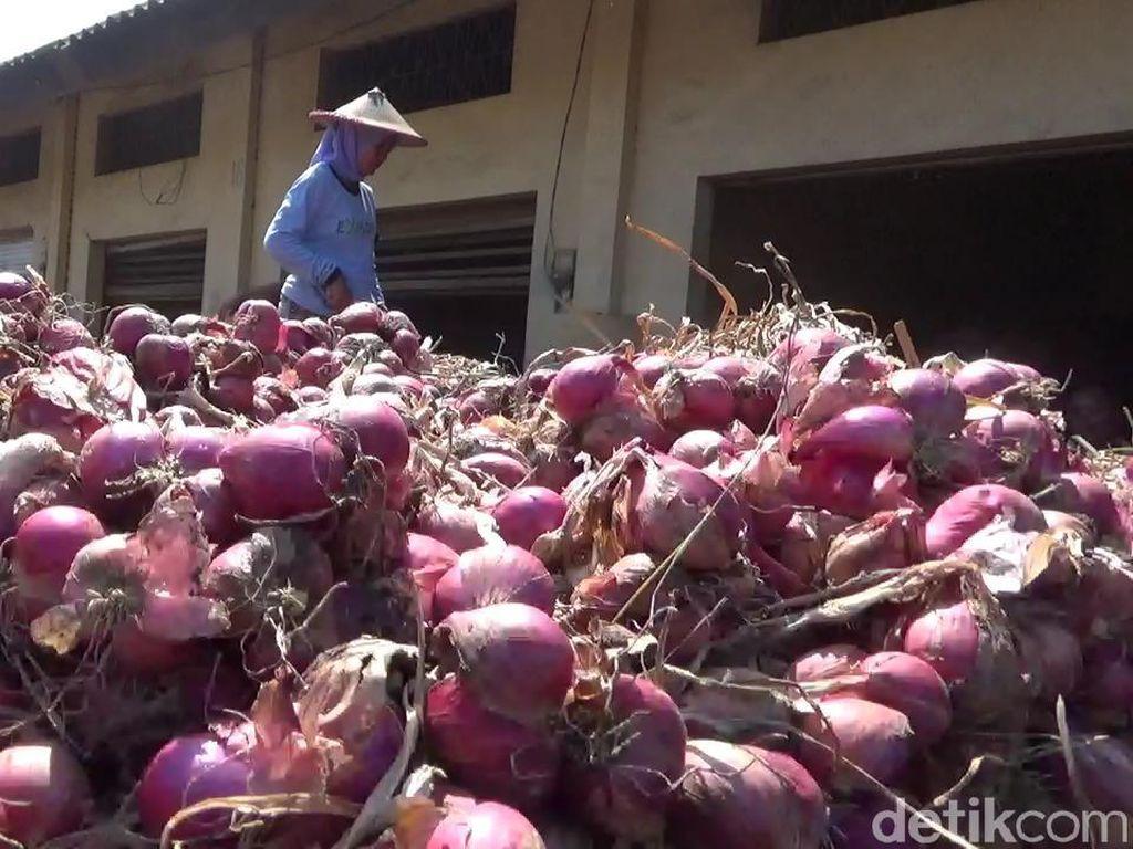 Kemendag Minta Indofood Cs Serap Bawang Merah Petani