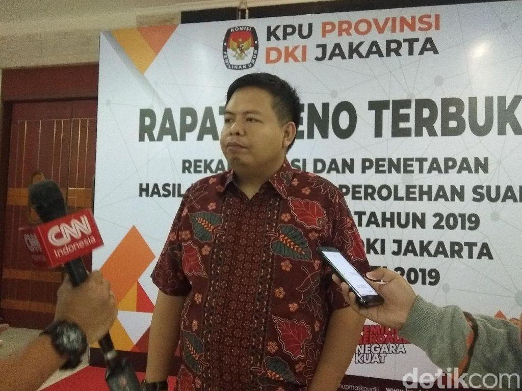 Tunggu Rekapitulasi di Jaktim-Jakut, KPU DKI Tunda Pleno Tingkat Provinsi