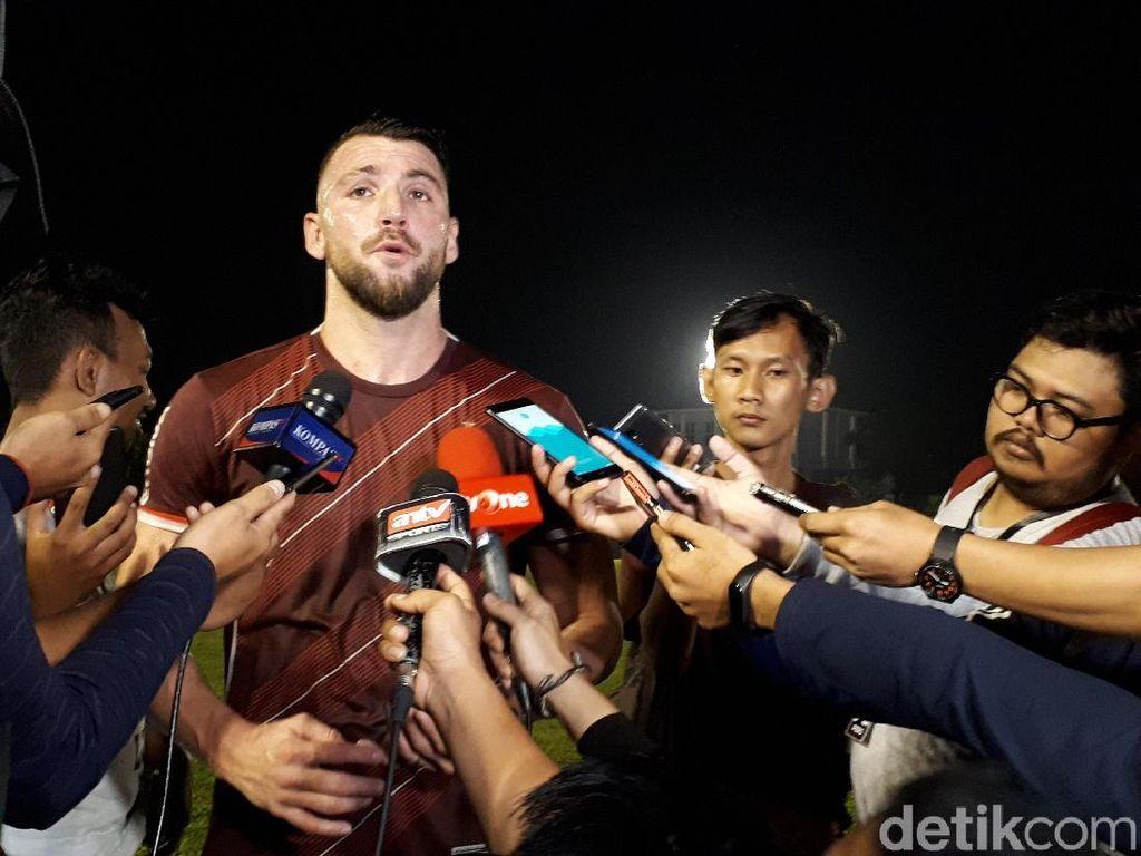 Marko Simic Waspadai Borneo FC Rasa Baru