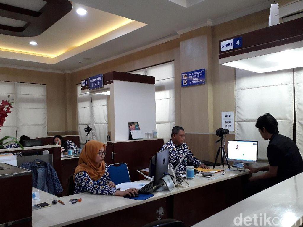 Kantor Imigrasi Yogya Buka Pelayanan e-Paspor