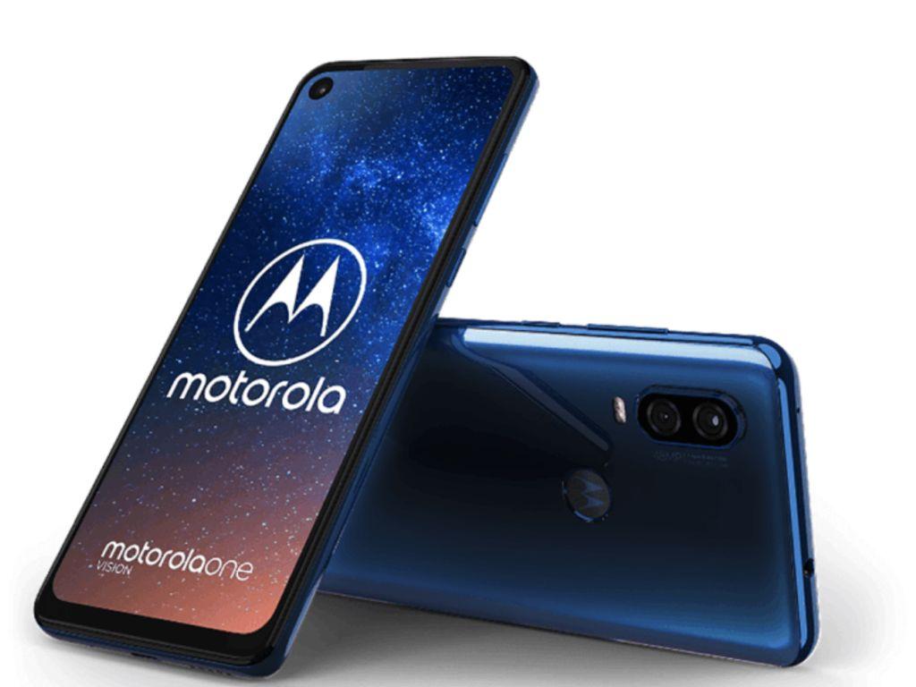 Ini Bocoran Lengkap Motorola One Vision