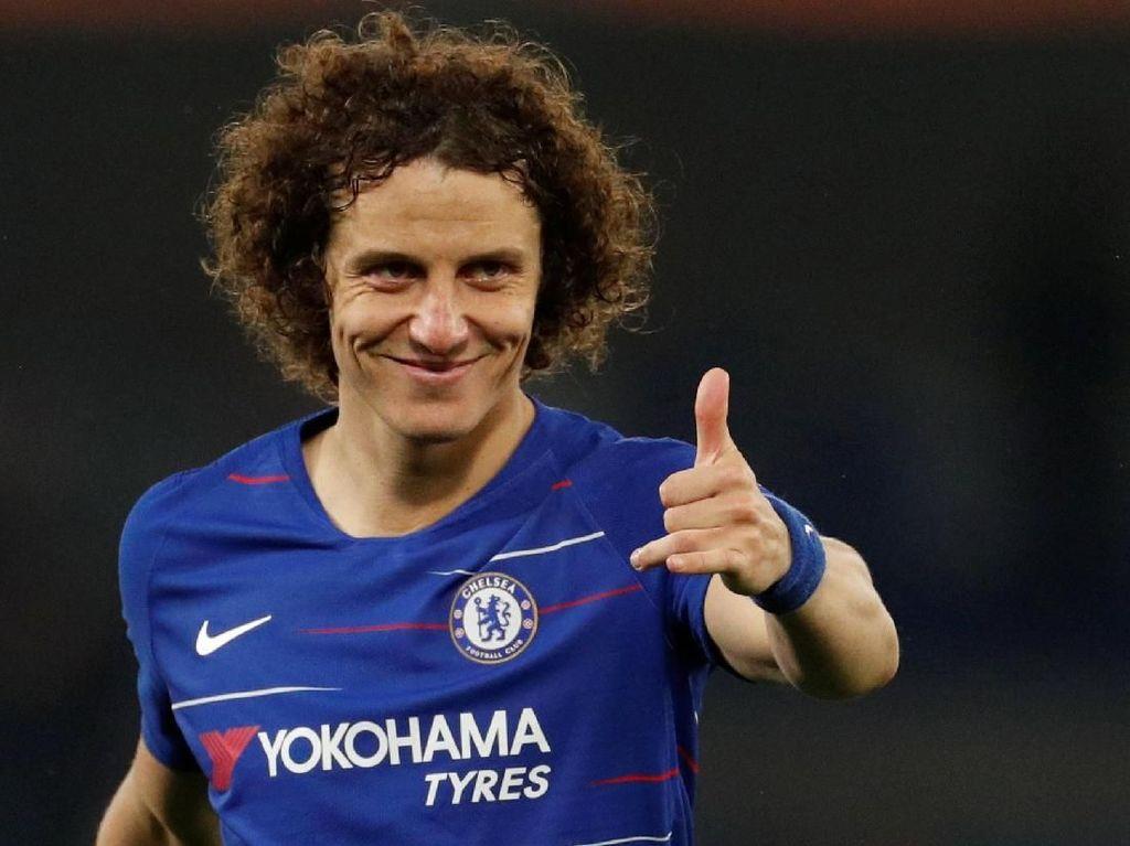 David Luiz kepada Pemain Muda Chelsea: Hidup Itu Enggak Mudah, Asahlah Mental!