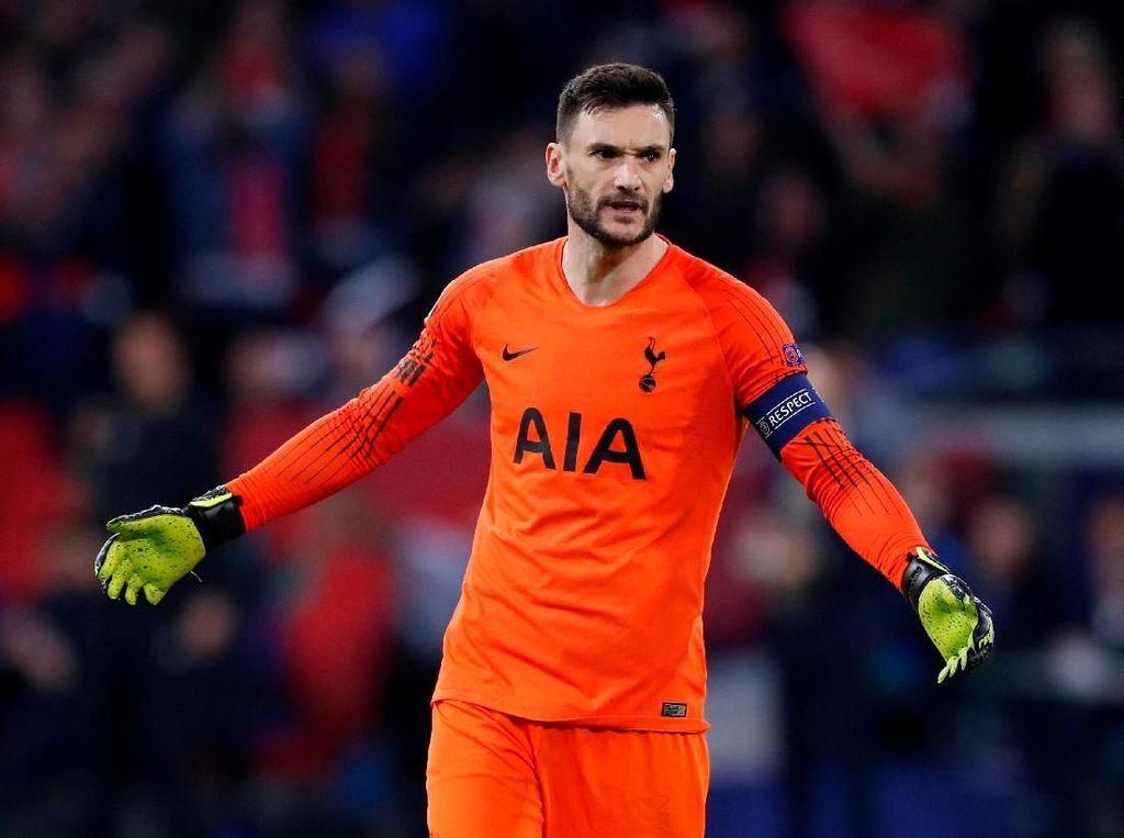 Lloris Tak Yakin Bakal Akhiri Karier di Tottenham
