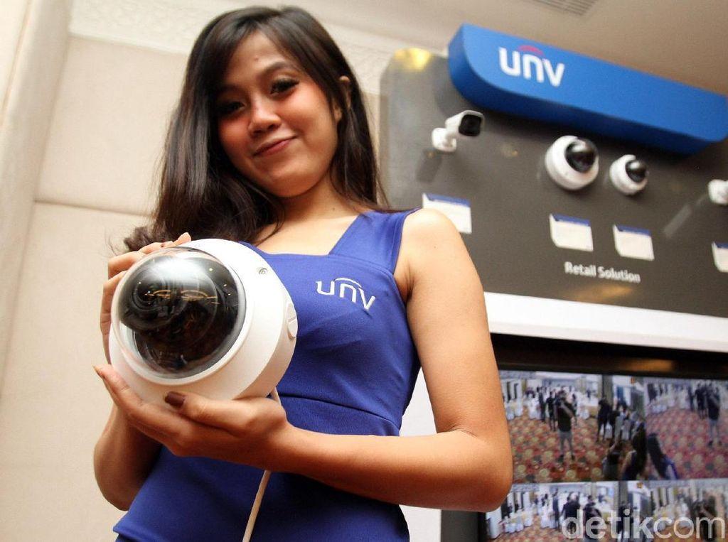 Melihat Kecanggihan CCTV Pendeteksi Siang dan Malam