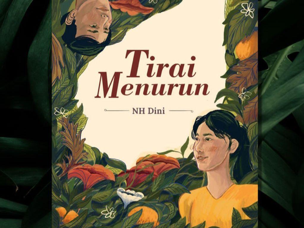 Novel Tirai Menurun Nh Dini Terbit Lagi 17 Juni