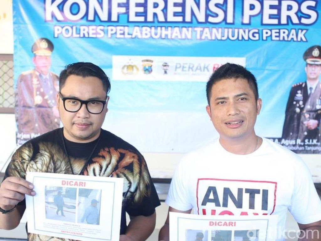 Polisi Kantongi Ciri Dua Terduga Pembunuh Jurnalis di Surabaya