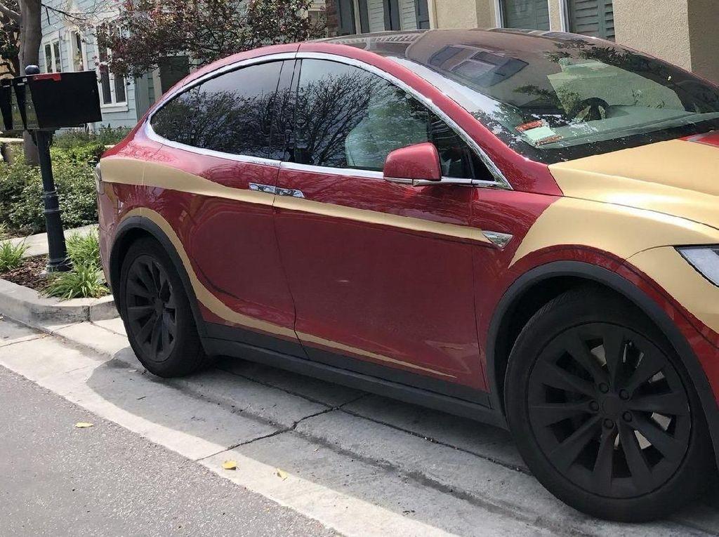 Mobil Listrik ala Iron Man