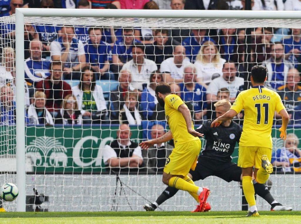 Leicester Vs Chelsea: Imbang 0-0, The Blues Amankan Posisi Tiga Besar