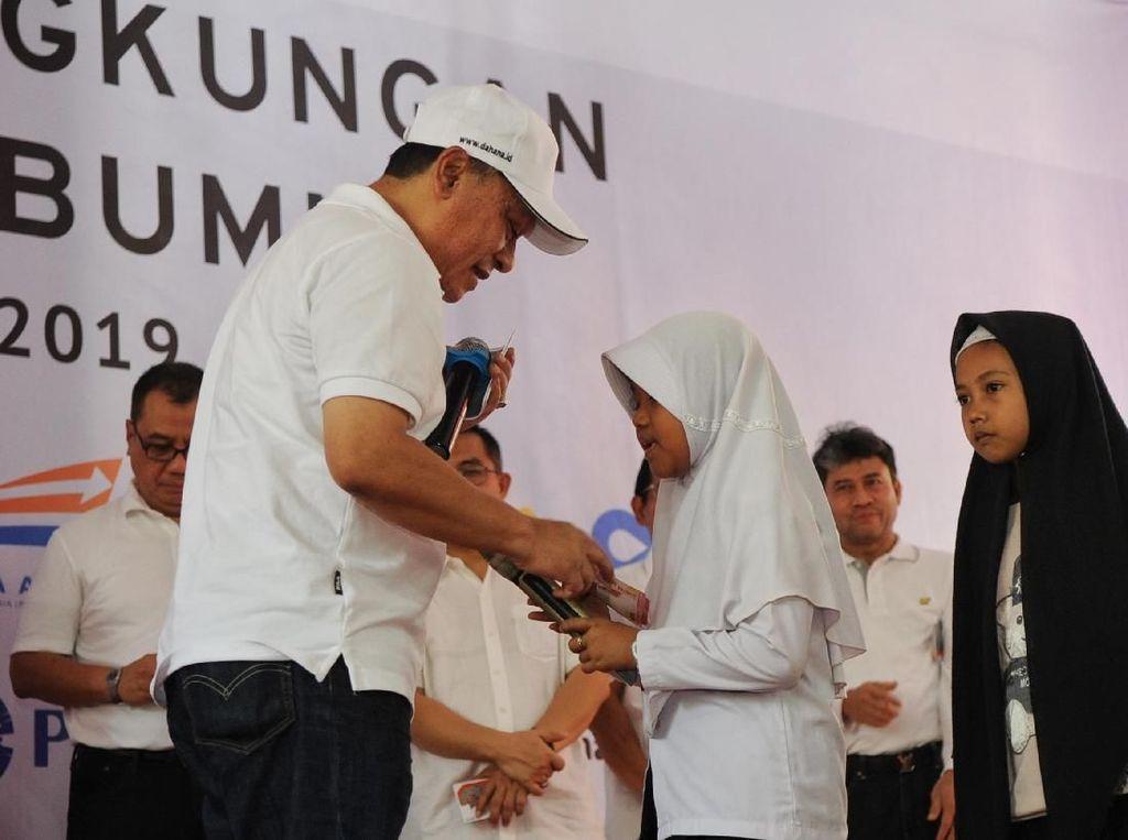 Bantuan Sosial Safari Ramadhan BUMN