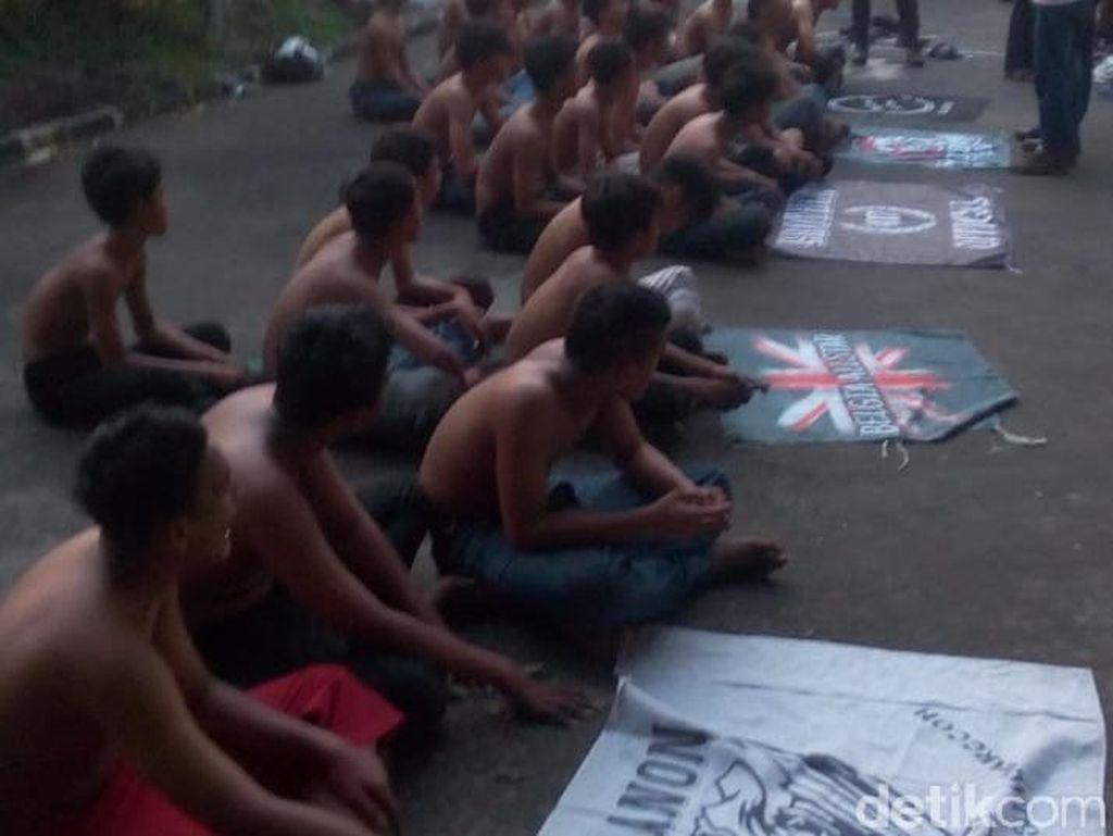 Antisipasi Tawuran, Polisi Amankan 31 Pemuda Konvoi Saat Sahur
