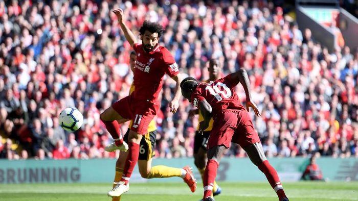 Liverpool jadi tim dengan pendapatan terbesar di Premier League 2018/2019. (Foto: Laurence Griffiths/Getty Images)