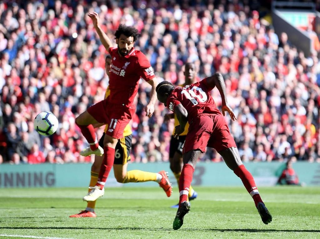 Liverpool Vs Wolves: Menang 2-0, The Reds Harus Puas Jadi Runner-Up