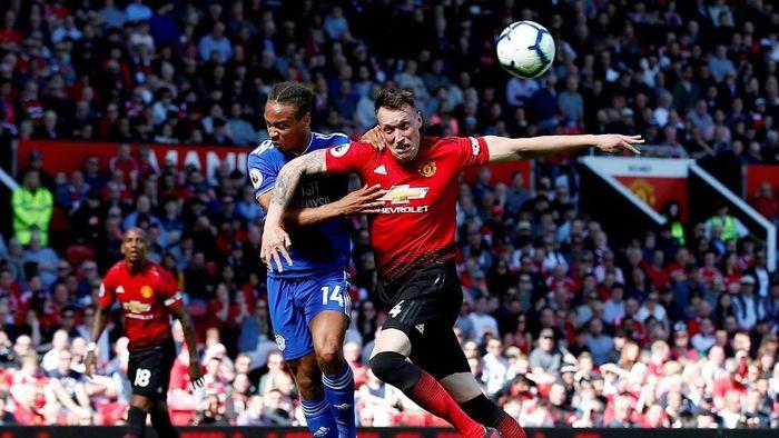 Manchester United tumbang di tangan Cardiff City 0-2 (Andrew Yates/Reuters)