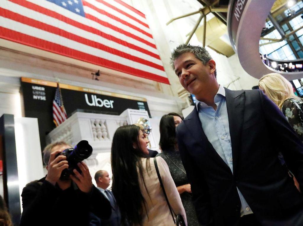 Ide Taksi Online yang Berbuah Rp 1.000 Triliun