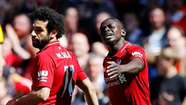 Kemenangan Liverpool tidak menolong mereka untuk merebut titel juara musim ini.