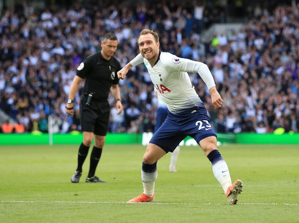 Tottenham vs Everton: Imbang 2-2, The Lilywhites Finis Keempat