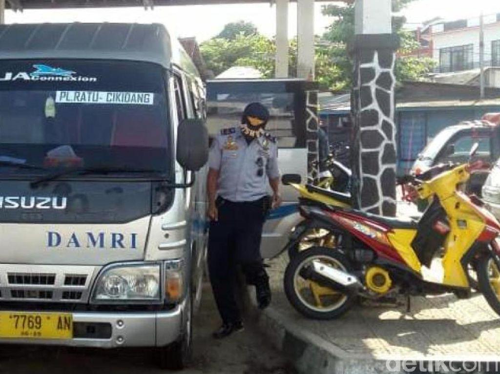 Damri Aktifkan Lagi Angkutan Rute Cikidang-Palabuhanratu