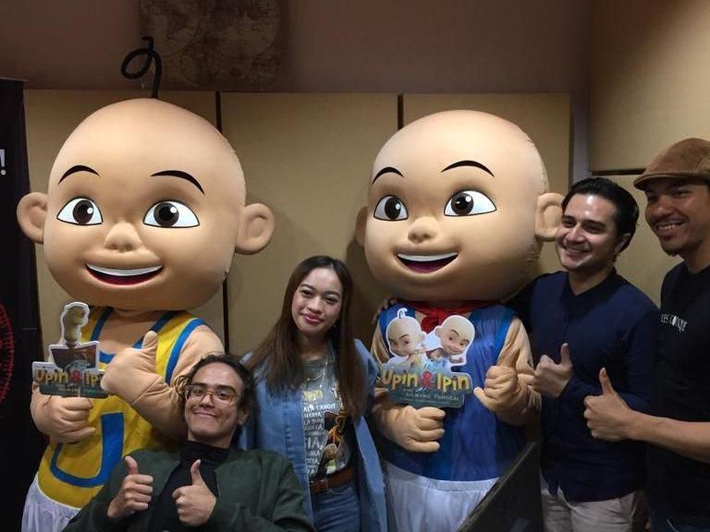 Upin Ipin The Movie Disambut Positif di Hari Perdana Tayang