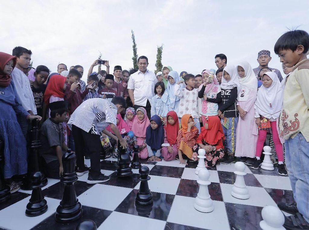 Kota Semarang Optimalkan RTH Jadi Taman Kreatifitas Anak