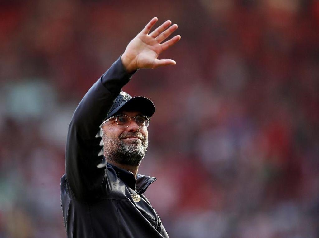 Klopp: Ini Baru Percobaan Pertama Liverpool
