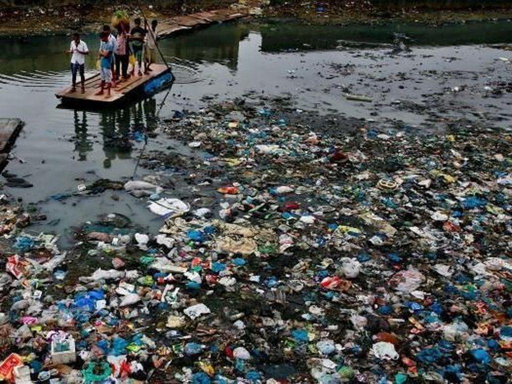 PBB Terbitkan Kerangka Kerja Atasi Limbah Plastik Global