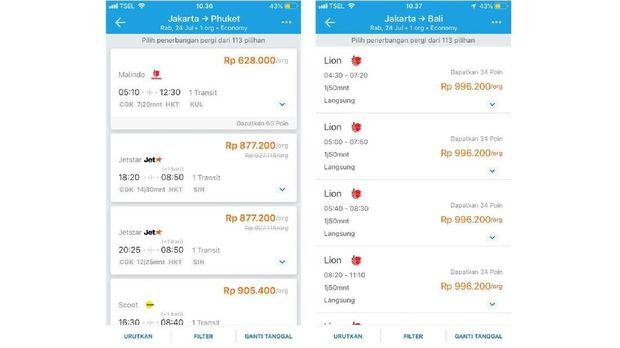 Cara Memesan Tiket Pesawat Secara Offline Dan Online