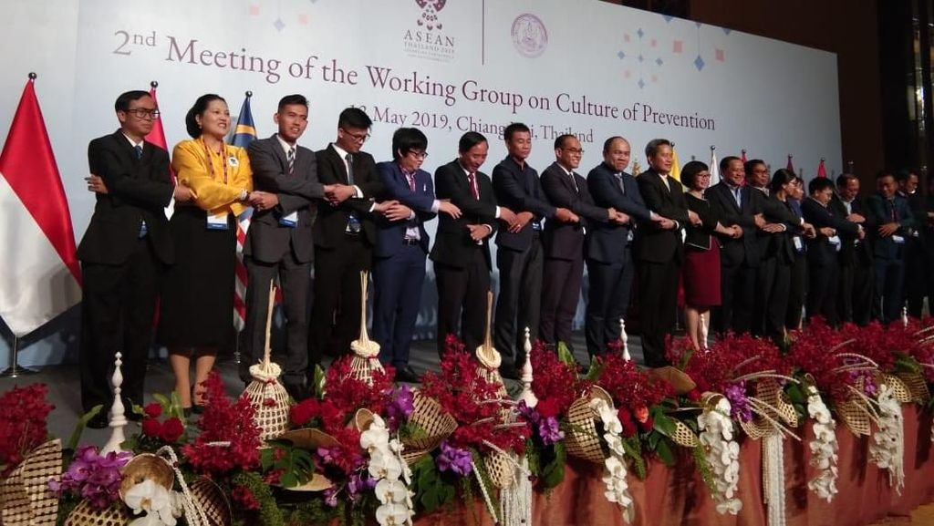Masyarakat ASEAN Sepakati Pentingnya Promosikan Moderasi