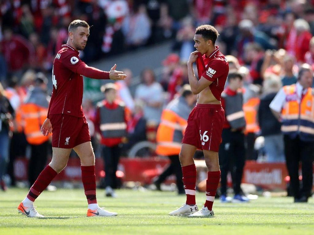 Kegagalan Liverpool Bikin Trent Alexander-Arnold Patah Hati