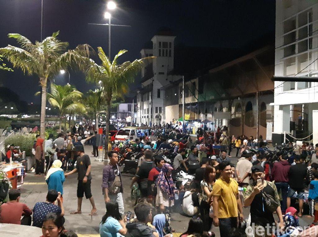 Foto: Kota Tua di Malam Ramadhan